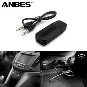 3.5mm Bluetooth AUX Wireless Portable mini Black Bluetooth Music Audio Receiver