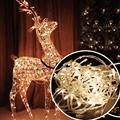 New 30 LED holiday String lights for Christmas Festival Party Fairy Colorful Xmas LED String Lights Wedding Lamp Warm White