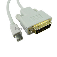 High Quality 1 8M Mini Displayport Mini Dp To Dvi Cable Adapter Converter Dp Male To