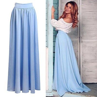 Что купить длинную юбку или сарафан