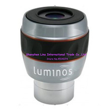 LUMINOS Series 82 Degree Telescope Accessories 7mm 1.25 Inches 32mm Wide-angle Eyepiece LUMINOS7mm