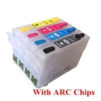 T2991 29 29XL Refillable Ink Cartridge For Epson XP235 XP332 XP335 XP432 XP435 Xp247 Xp245 Xp445