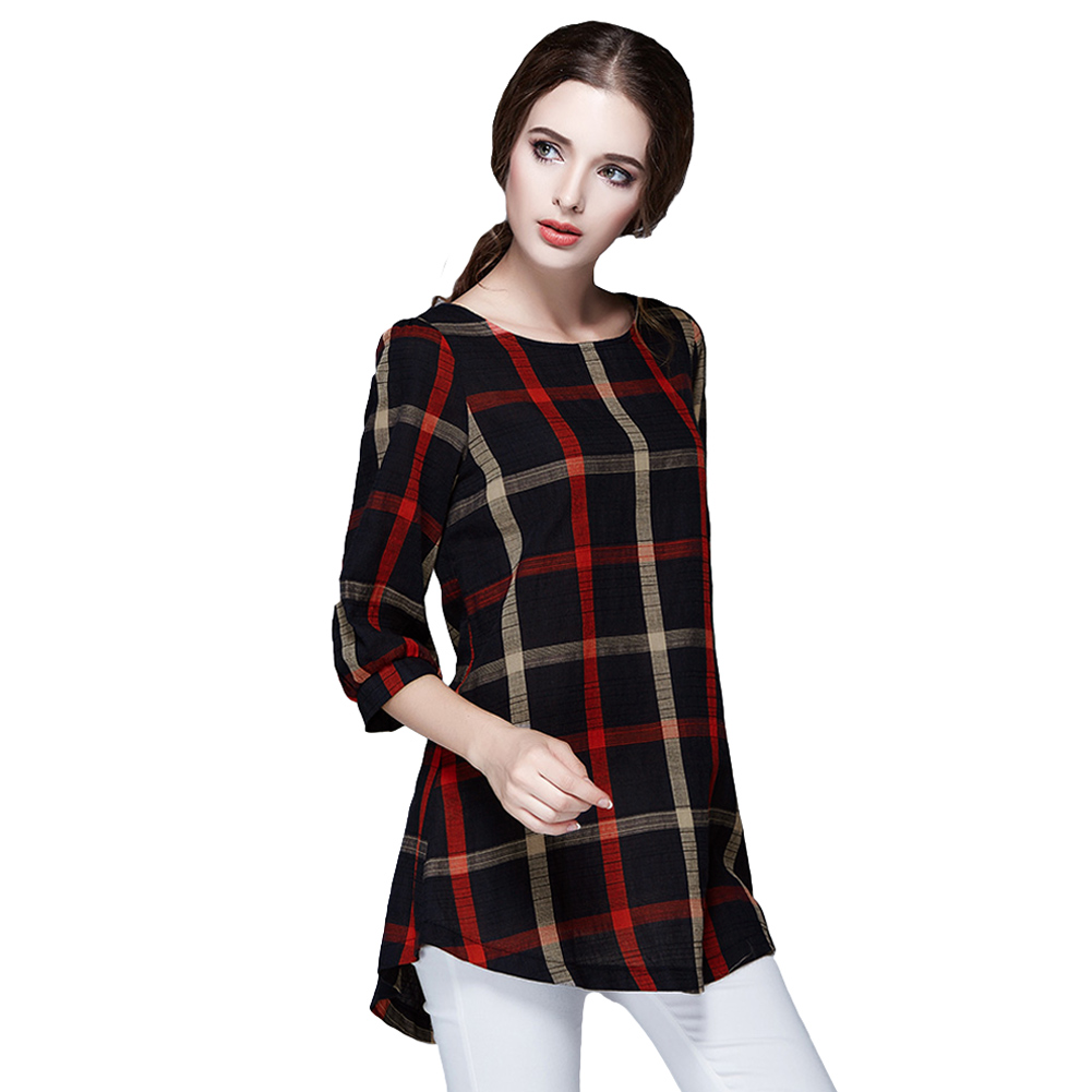 Linen Shirts For Women Long Sleeve