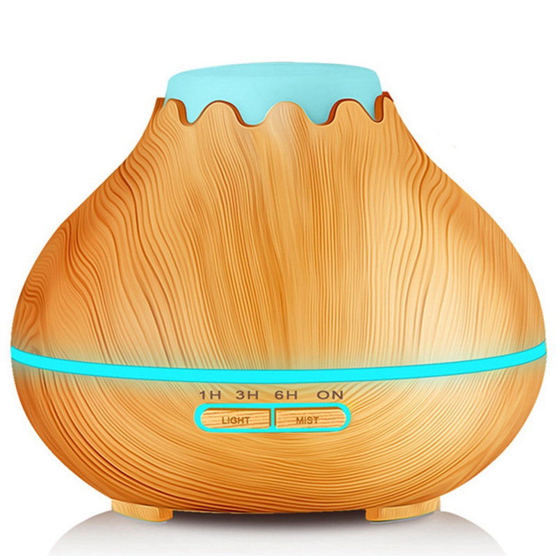 150Ml Air Humidifier Essential Oil Diffuser Aroma Lamp Aromatherapy Electric Aroma Diffuser Mist Maker For Home-Wood150Ml Air Humidifier Essential Oil Diffuser Aroma Lamp Aromatherapy Electric Aroma Diffuser Mist Maker For Home-Wood