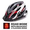 GreyWhite Helmet LED