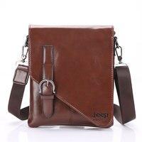 High Grade PU Leather Brand Designer Men Messenger Bags Fashion Casual Men Business Shoulder Bag