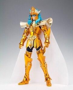 "Image 3 - Japan Anime ""Saint Seiya"" Original BANDAI Tamashii Nations Saint Cloth Myth Action Figure   Sea Emperor Poseidon"