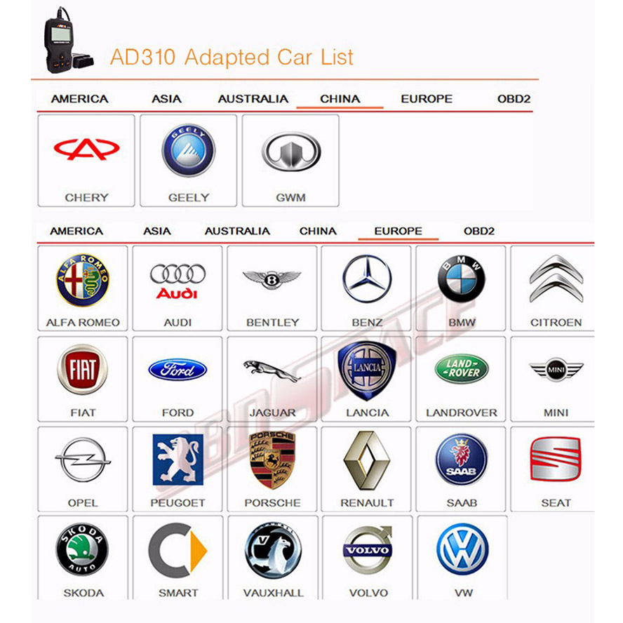 Car Fault Codes List Carsjpcom Bmw Code Chart Ancel Ad310 Obd 2 Reader Scanner Automotive