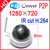 Cctv Security Onvif Demo Ip Camera Wireless Wifi 720p Hd Mini P2p Home