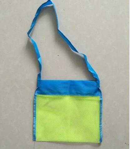 1PC Portable Foshnja Qese për ruajtjen e plazhit për fëmijë - Magazinimi dhe organizimi në shtëpi - Foto 6