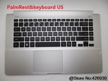 Laptop PalmRest&keyboard For Samsung NP900X4B NP900X4C NP900X4D English US United Kingdom UK BA61-01758A