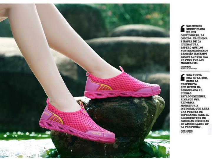 HTB1mQ.RN4YaK1RjSZFnq6y80pXab Men Casual Shoes Sneakers Fashion Light Breathable Summer Sandals Outdoor Beach Vacation Mesh Shoes Zapatos De Hombre Men Shoes