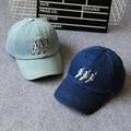 Fashion Deus Jackson Dance Cartoon Character Embroidery Man Baseball Caps Fashion Blue Adjust Casquette Visor Rock Duckbill Hat