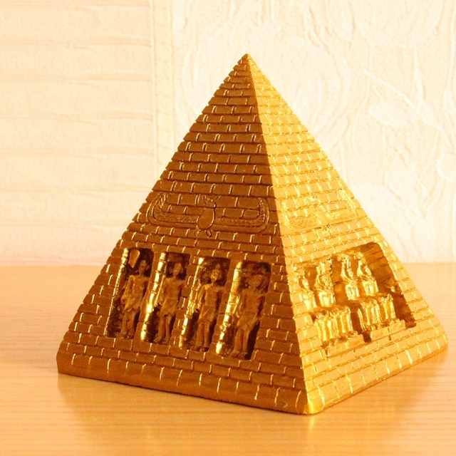 aliexpress com buy ancient egyptian pyramids archaeological model