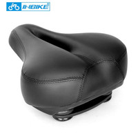 INBIKE Comfortable Bicycle Saddle Soft Seat For Bikes Vintage Bicycle Cycling Accessories Biciclete Spare Parts For