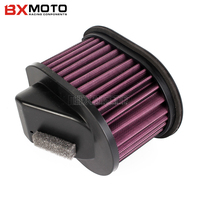Motorcycle Flow Air Filter Element Cleaner Replacement For Kawasaki Z750 Z 750 2004 2011 2012 Air Filters falling protection