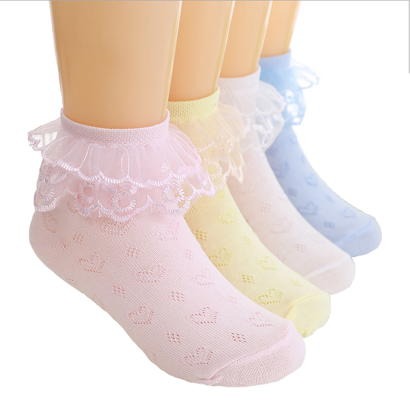 12 Pair Toddler Girl Socks Size 6-18 Months Fold Down Cuff Ruffle Edge NEW