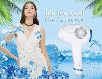 LESCOLTON T011C IPL Ice Cool удаления волос Электрический эпилятор постоянный бикини средства ухода за кожей подмышек лазерной Эпиляторы Bikuni триммер