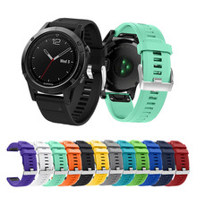 Watchband Strap For Garmin Fenix 5/5 Plus 22MM Quick Release EasyFit Colourful Replacement Wrist For Garmin Forerunner 935 Strap