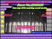 Aoweziic 100% חדש מיובא מקורי VS 40CPQ100PBF 40CPQ100PBF 40CPQ100 כדי 247 גבוהה כוח שוטקי מיישר דיודות 40A 1000 v