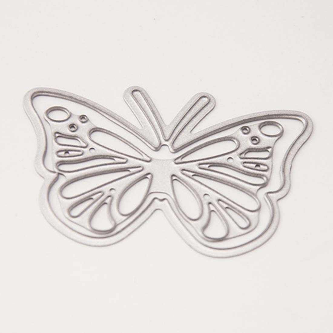 Butterfly Metal Die cutting Dies For DIY Scrapbooking Photo Album Embossing Folder 5x3.5cm