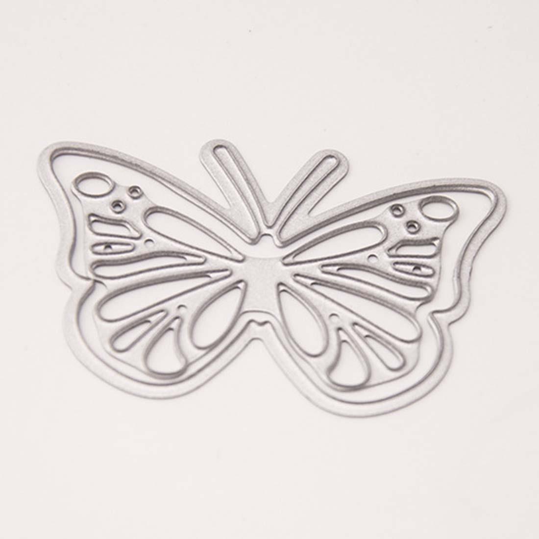 Butterfly Metal Die Cutting Dies For DIY Scrapbooking Photo Album Embossing Folder 5x3.5cm