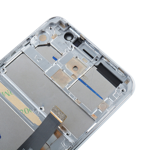 Image 5 - Alesser Cho UMI Umidigi A1 Pro Màn Hình Hiển Thị LCD Và Màn Hình Cảm Ứng Với Khung Hội Chi Tiết Sửa Chữa Cho UMI Umidigi A1 pro + Bộ Phim