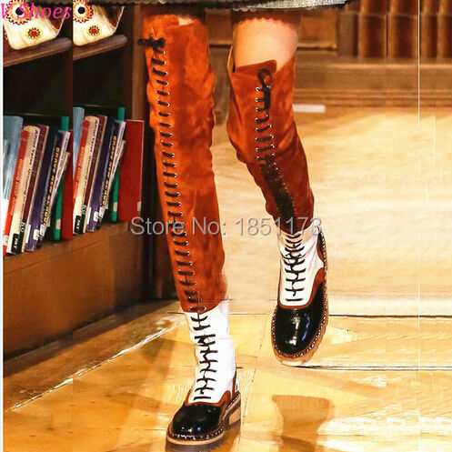 Compare Prices on Vintage Leather Tall Boots- Online Shopping/Buy