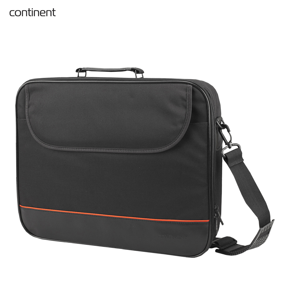 Фото - Laptop Bags & Cases Continent CONCC100BK for laptop portfolio Accessories Computer Office for male female 2017 hot handbag women casual tote bag female large shoulder messenger bags high quality pu leather handbag with fur ball bolsa