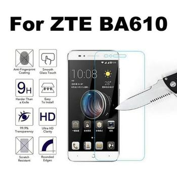 2 шт 2.5D 0.26 мм 9 H Премиум закаленное Стекло для ZTE A610 Экран протектор Закаленное Защитная пленка для ZTE A610 BA610C BA610T