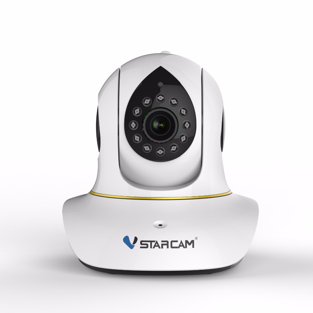 VStarcam C7838WIP IP Camera 720P HD Wireless Remote Security Surveillance Dome Indoor Camera Pan Tilt Zoom Audio WiFi Network wireless security camera pan tilt zoom indoor wifi two way audio night hd 720p ip wifi camera support smartphone remote view