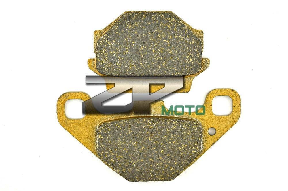 Organic Kevlar Brake Pads For KTM EXC EGS 250 font b Calipers b font 89 MX