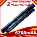 6 батарея для DELL Inspiron 3421 5421 3521 5521 3721 15 - 3521 MR90Y XCMRD