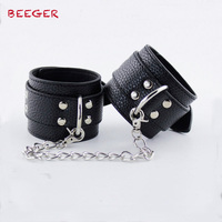 BEEGER Captured Embroidered Wrist Cuffs