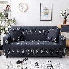 Parkshin Mode Brief Elastische Spandex Sofa Abdeckung Engen Wrap All inclusive Couch Abdeckungen für Wohnzimmer Schnitts Sofa Abdeckung
