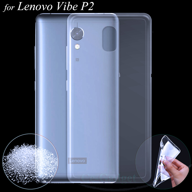 newest collection ea119 bcf9b US $1.3 |For Lenovo P2 Case Transparent Clear Soft TPU Gel Skin for Lenovo  Vibe P2 5.5 inch Silicone Back Cover funds on Aliexpress.com | Alibaba ...