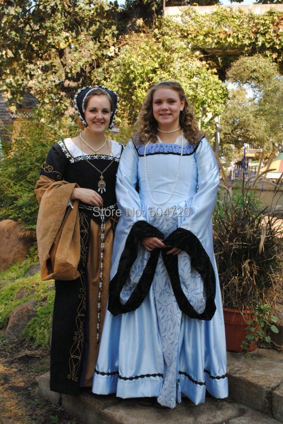 Historical!R-247 19 century Vintage costume 1860S Victorian Lolita/Civil War Southern Belle Ball Halloween dresses All size