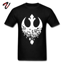 Star Wars Rebel Jedi Yoda 3D Printed Tshirt Boba Fett Millenium Falcon Men's Fashion O-Neck Normal Tops Tees Starwars T Shirt(China)