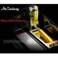 MoonEmbassy Ultra cienka fortepian powolne miękkie jesień urządzenie ciśnienie hydrauliczne Fallboard Decelerator stali nierdzewnej darmowa wysyłka
