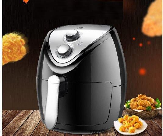 Intelligent Oil-less 3.8L Automatic Chip Fryer 2