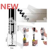 Neue Automatische Korkenzieher Praktische Elektro Schnurlose Rotwein Korkenzieher Flaschenöffner Folienschneider