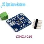 1pcs CJMCU-219 INA219 I2C Interface zero drift bi-directional current power monitor sensor module