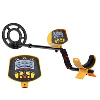 Professional Underground Metal Detector MD9020C metal detector High Sensitivity LCD Display Treasure Gold Hunter Finder Scanner