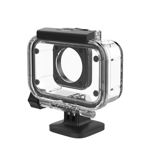 Image 3 - Original Xiaomi Camera Diving Case 40m Waterproof Protector for Xiaomi Mini Sport Action Camera 4K IP68 Rating Anti fog Film