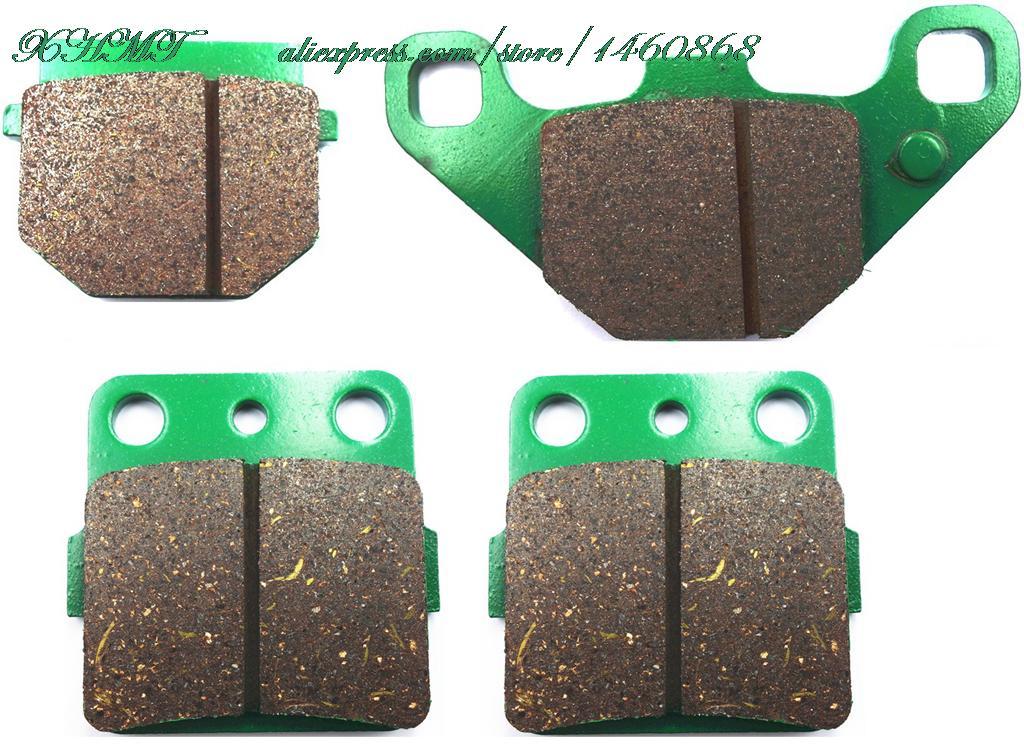 Для TM 80 Minicross Junior 1996 - 2000 дисковые Тормозные колодки Pill Передняя Задняя часть 1999 1998 1997