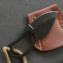 1Pc Mini Pocket Karambit cutter claw knife Hand Tools Portable Hike Tool Outdoor
