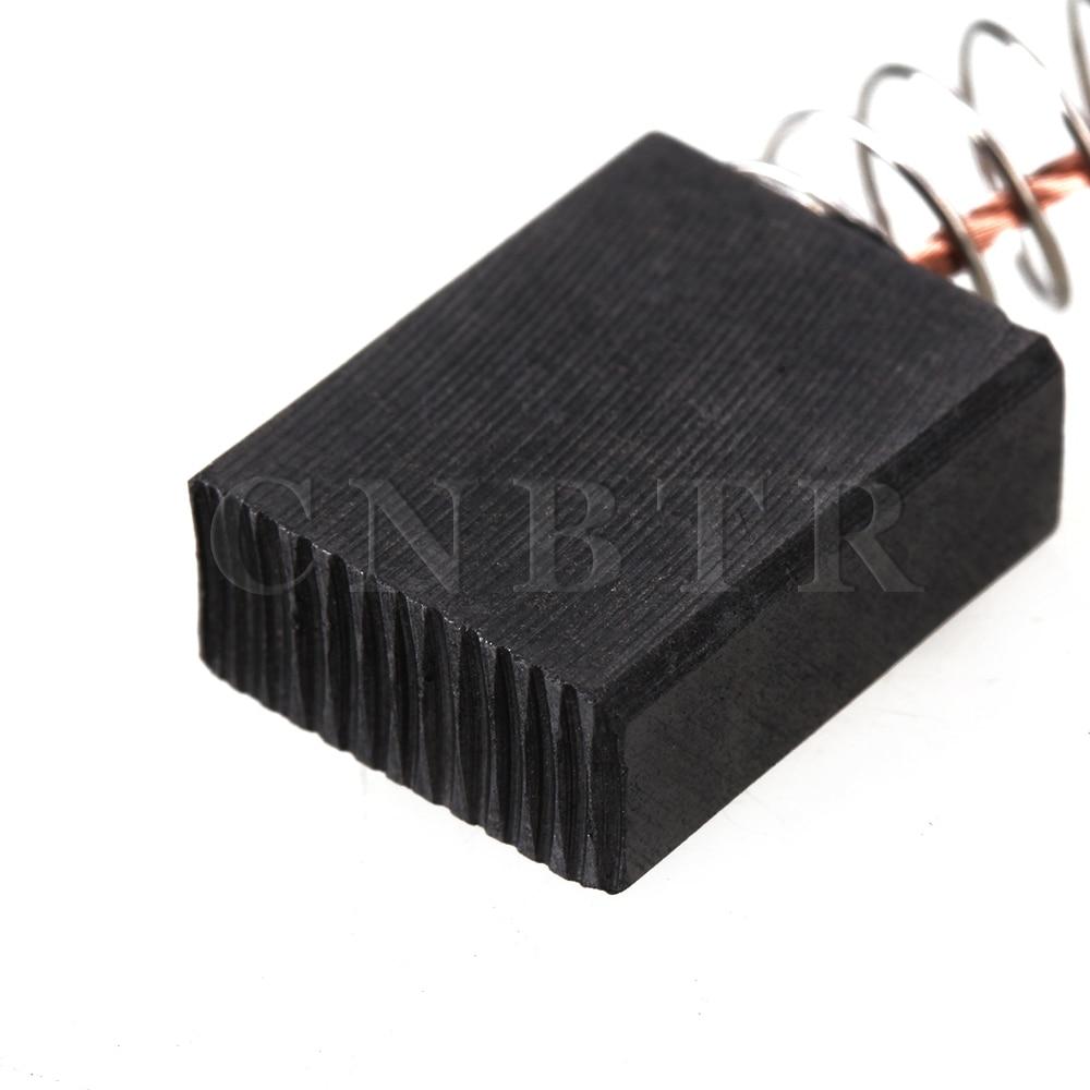 Cnbtr Balais de charbon de moteur /électrique Outil /électrique de remplacement 16/x 11/x 5/mm Lot de 10
