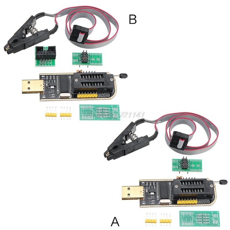 Hot Promo] SOIC8 SOP8 Test Clip +1 8V dapter for Iphone +150mil