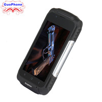 Original GuoPhone V88   Phone   With IP68 MTK6580 Android 4.4 3G GPS 4.0 Inch Screen Shockproof Waterproof Smart   Phone