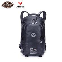 DUHAN Moto Nera Borsa Impermeabile Zaino Moto Touring Sacchetto Dei Bagagli Casco Da Moto Borse Moto Borsa da Serbatoio Magnetica